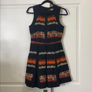 Anthropologie Eva Franco Cadenza Petite Dress